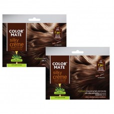 Brown Silky Creme (Pack of 2) HSN CODE - 3305