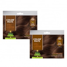 Natural Brown Silky Creme (Pack of 2) HSN CODE - 3305