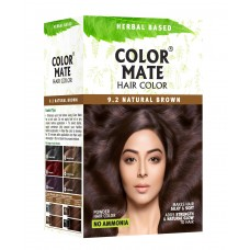 9.2 Natural Brown Powder (5 Sachets)